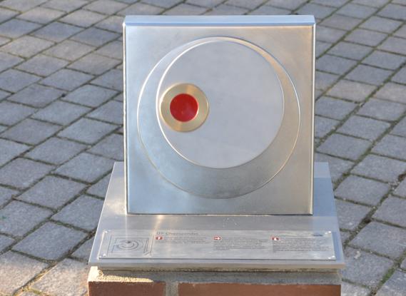 Chaospendel Lübeck Wissenschaftspfad Innenstadt