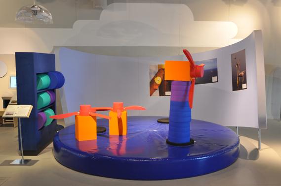 Foam Wind Engine - Welios in Wels - Top 10 Interactive Exhibits