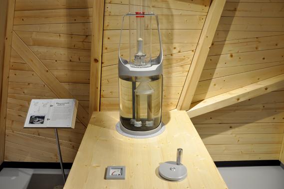 Hydrogene Rocket - Welios in Wels - Top 10 Interactive Exhibits